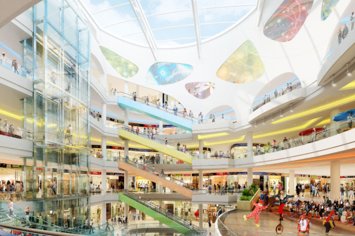 Mall of istanbul sales office ares architecture - Mall Of Istanbul